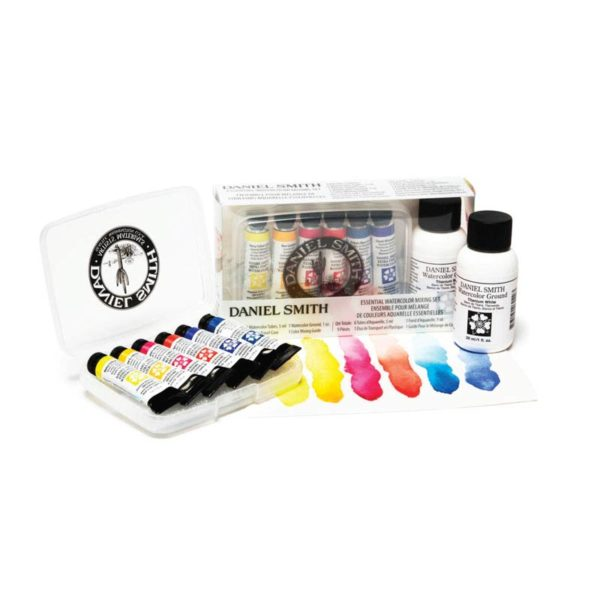 Daniel-Smith-watercolour-set-essential mixing set