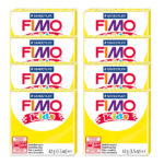 Fimo-Kids-Bulk-Packs-of-8-Yellow