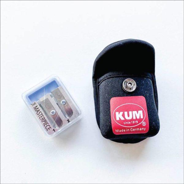 KUM Masterpiece Pencil Sharpener Shop Soiled