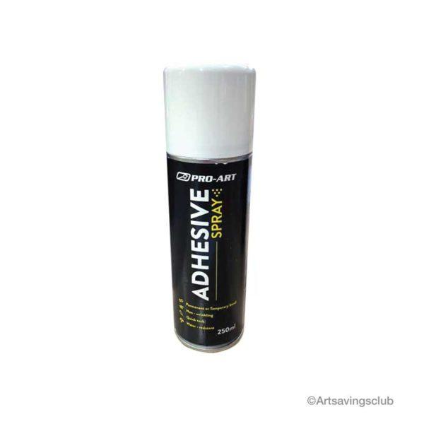 Adhesive Spray | Permanent or Temporary Bond 250ml