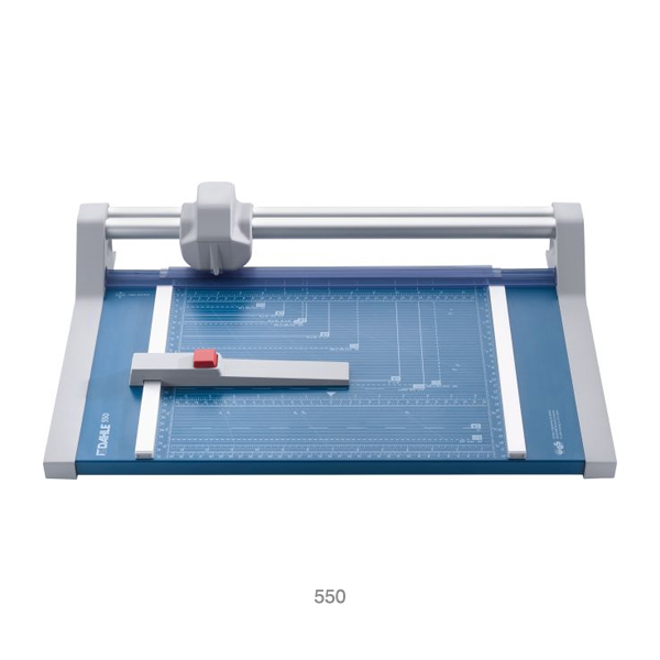 Dahle-Professional-Rotary-550-Trimmer-front-view