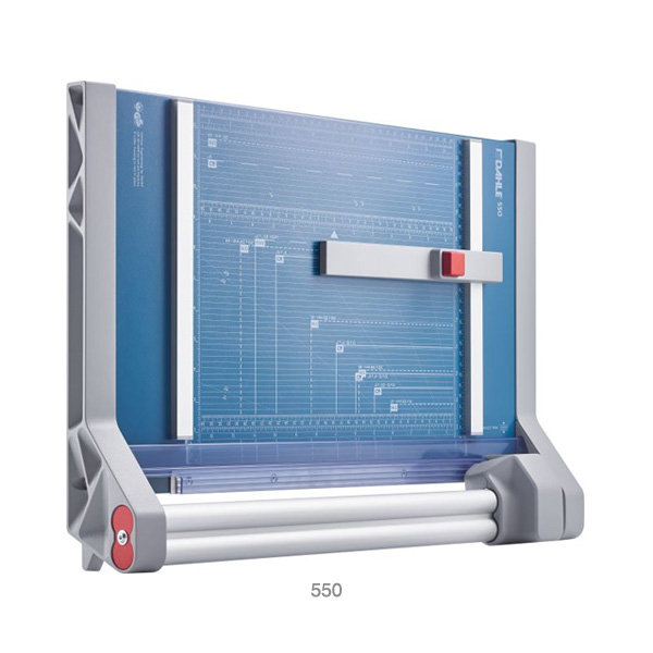 Dahle-Professional-Rotary-550-Trimmer-top-view