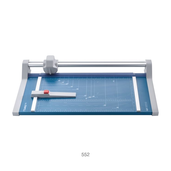 Dahle-Professional-Rotary-552-Trimmer-front-view
