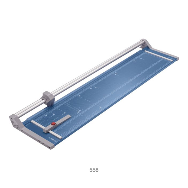 Dahle-Professional-Rotary-558-Trimmer-front-view