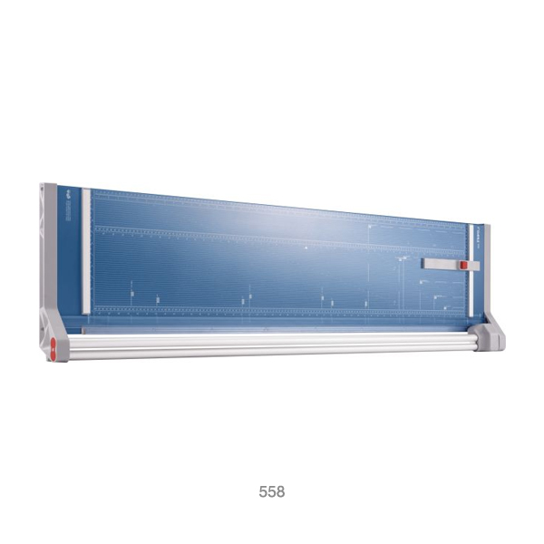 Dahle-Professional-Rotary-558-Trimmer-top-view