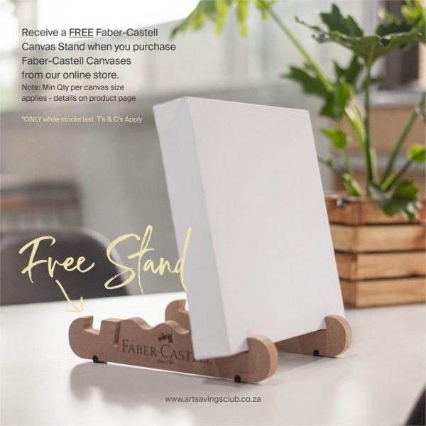 Free Faber Castell Stand - Artsavingsclub