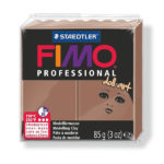 Staedtler-FIMO-Professional-Doll-Art-Modeling-Clay-Nougat-78-Colour-85g
