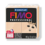 Staedtler-FIMO-Professional-Doll-Art-Modeling-Clay-Sand-45-Colour-85g