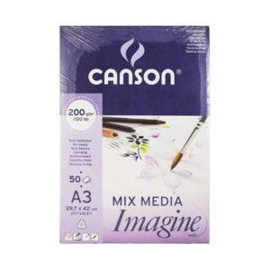 Canson-Imagine-Mix-Media-A3-Pad