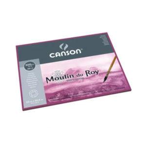 Canson-Moulin-du-Roy-Watercolour-Paper-Blocks