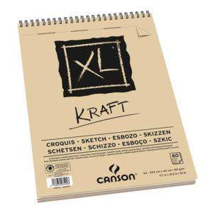 Canson-XL-Kraft-Sketch-Pad