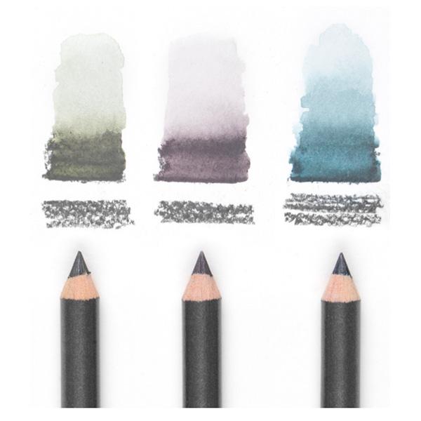Cretacolor-Aqua-Graph-Aquarell-Graphite-Pencil-Colours-mixed-with-water
