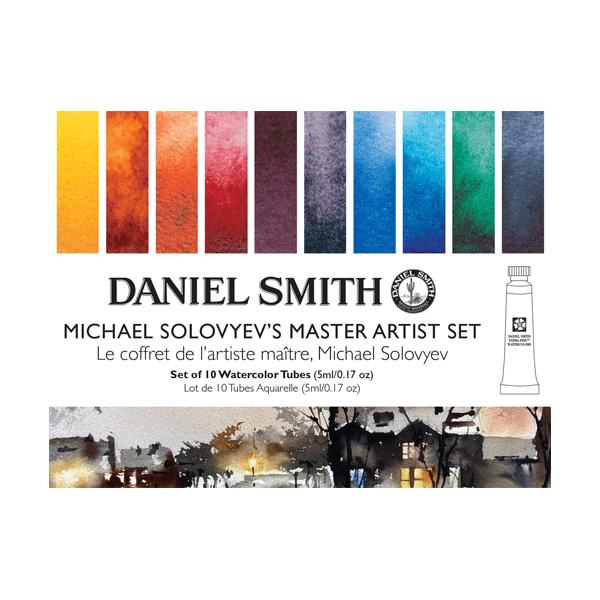 Daniel-Smith-Michael-Solovyev-Master-Artist-Set-of-10-DS285610422