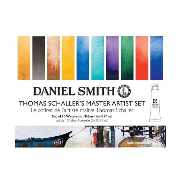 Daniel-Smith-Thomas-Schallers-Master-Artist-Set-of-10-DS285610427