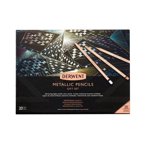 Derwent-Metallic-20th-Anniversary-Set-front