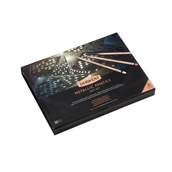 Derwent-Metallic-20th-Anniversary-Set-side