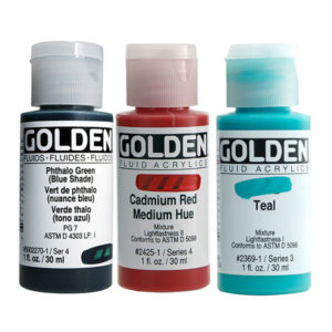 Golden-Fluid-Acrylics-30ml-tubes