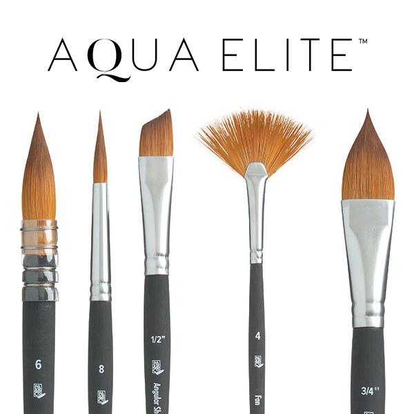 Princeton-Aqua-Elite-Finest-Synthetic-Kolinsky-Sable-Brushes