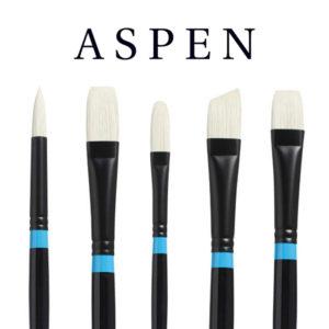 Princeton-Aspen-Synthetic-Bristle-Brushes