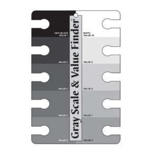 Color-Wheel-Gray-Scale-and-Value-Finder-CW3505
