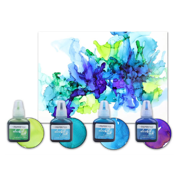 The-Paper-Mill-Alcohol-Inks-with-artwork