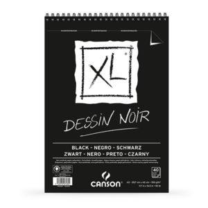 Canson-XL-Black-Dessin-Noir-A3-Pad