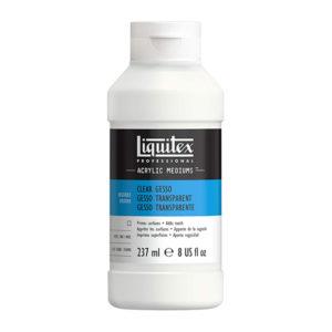 Liquitex-Clear-Gesso-237ml-New-Bottle