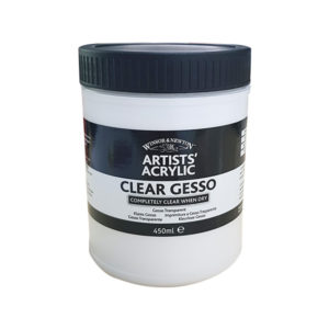 Winsor-and-Newton-Artist-Acrylic-Clear-Gesso-450ml