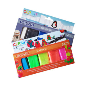 Cernit-Number-One-and-Neon-Light-Polymer-Clay-Colour-Sets