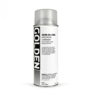 Golden-Archival-Spray-Varnish-Semi-Gloss-(7746)-284-Bottle