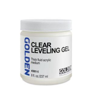 Golden-Clear-Leveling-Gel-(3001)-237ml-Bottle