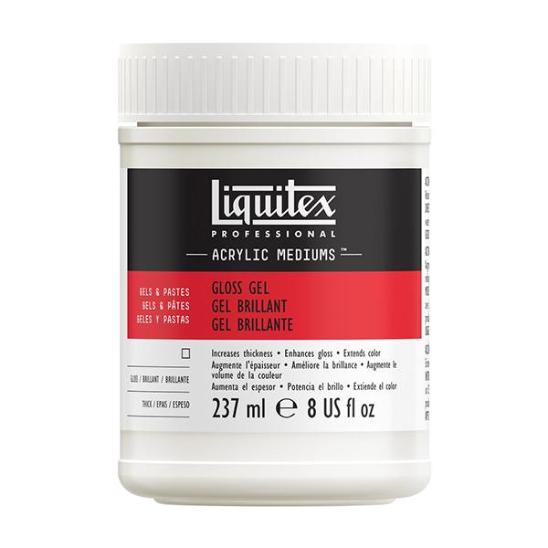 Liquitex-Gloss-Gel-Medium-237ml-Bottle