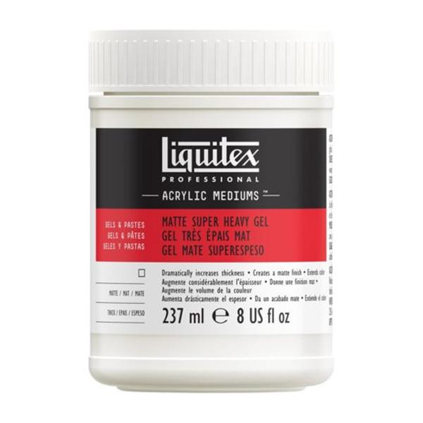 Liquitex-Super-Heavy-Gel-Matte-Medium-237ml-Bottle