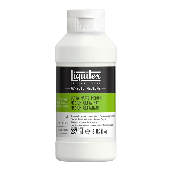 Liquitex-Ultra-Matte-Medium-237ml-Bottle