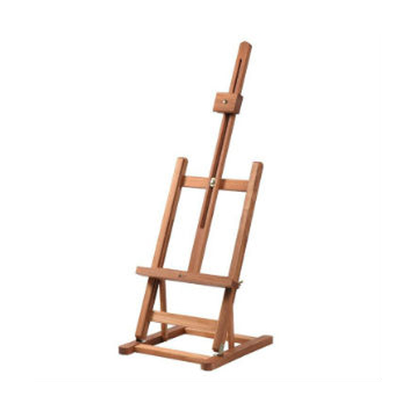 Prime-Art-Compact-Wooden-Table-H-Frame-Easel-EA10