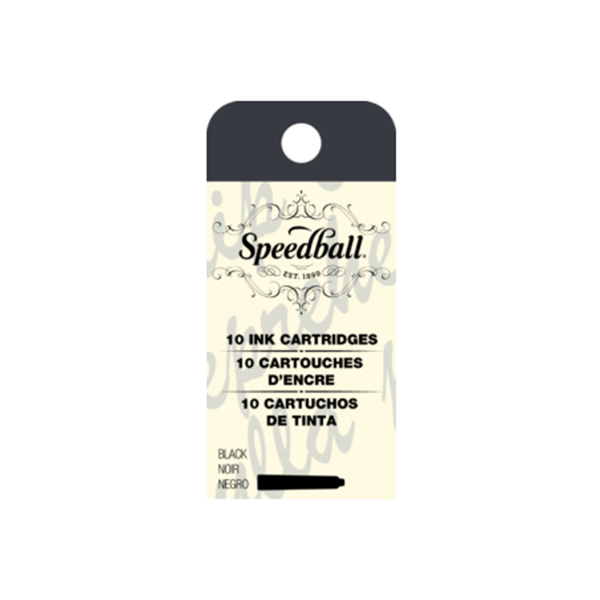 Speedball-Calligraphy-Fountain-Cartridges-in-Black-Colours