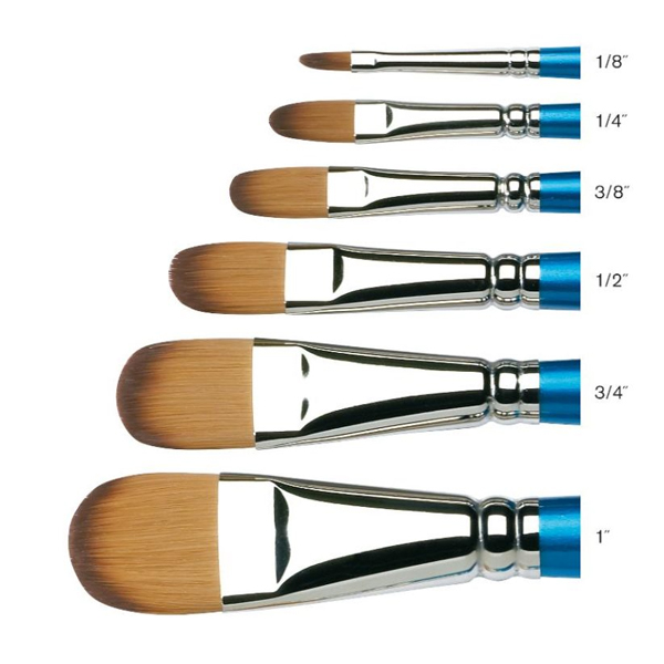 Winsor-and-Newton-Cotman-Brush-Series-668-Filbert