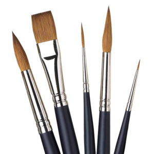 Winsor-and-Newton-Professional-Watercolour-Sable-Brushes