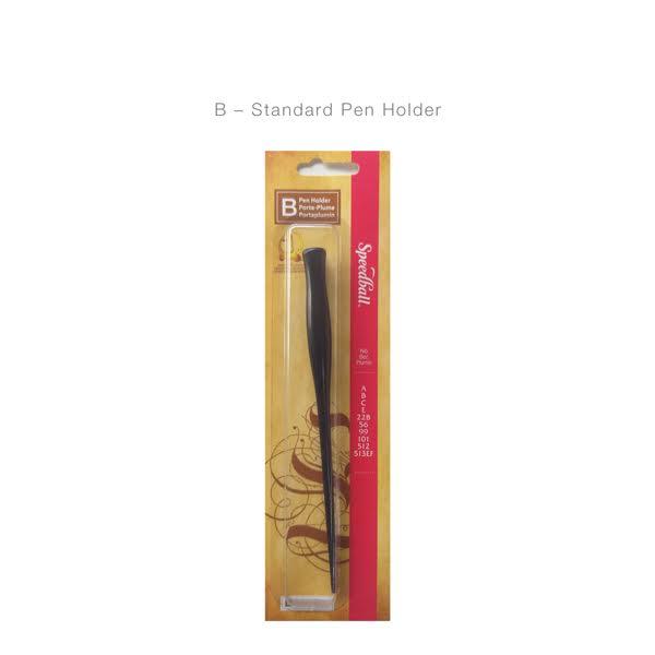 B – Standard Pen Holder - Speedball