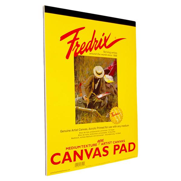 Fredrix-White-Canvas-Pad-General-Size
