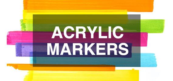Liquitex-brand-Acrylic-Markers-Banner