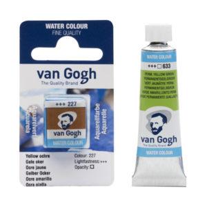 Royal-Talens-Van-Gogh-Watercolour-Half-Pan-and-10ml-Tube