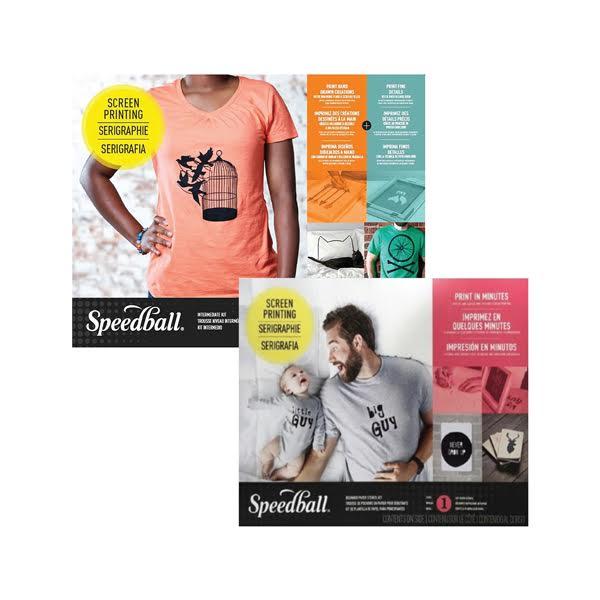 Fabric Screen Printing Sets – Speedball