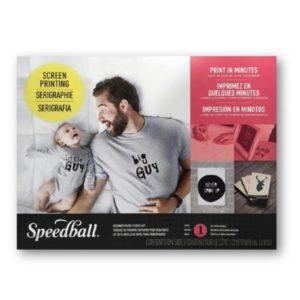 Fabric Screen Printing Sets Basic set of 4- Speedball
