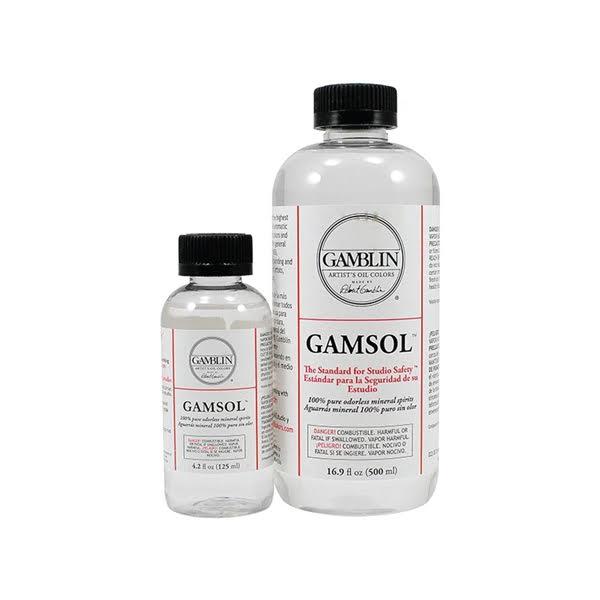 Gamsol Odorless Mineral Spirits - Gamblin