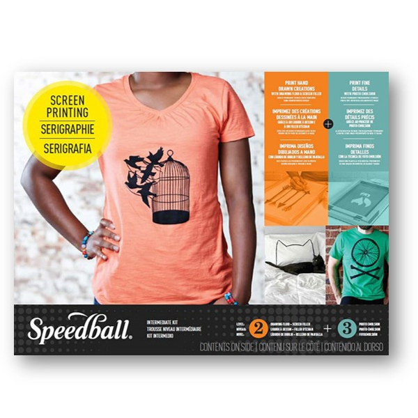 SPEEDBALL-Screenprint-Intermediate-Set
