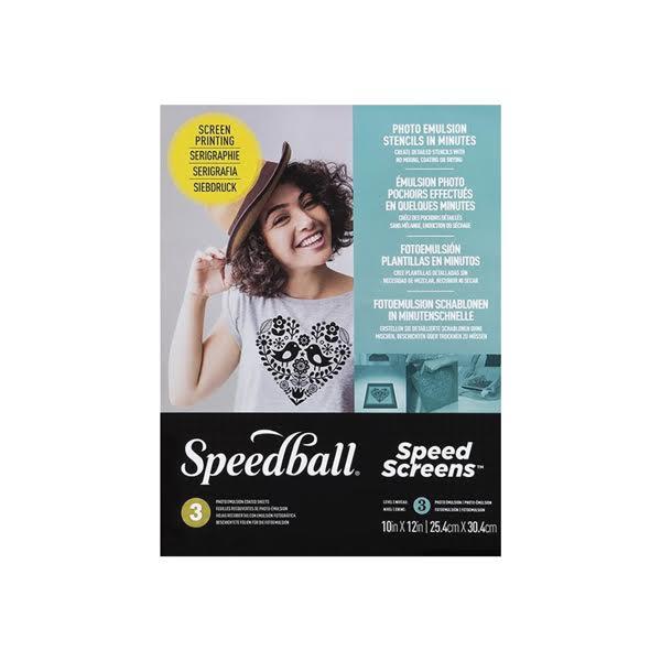 Speed Screens 3-pack - Speedball