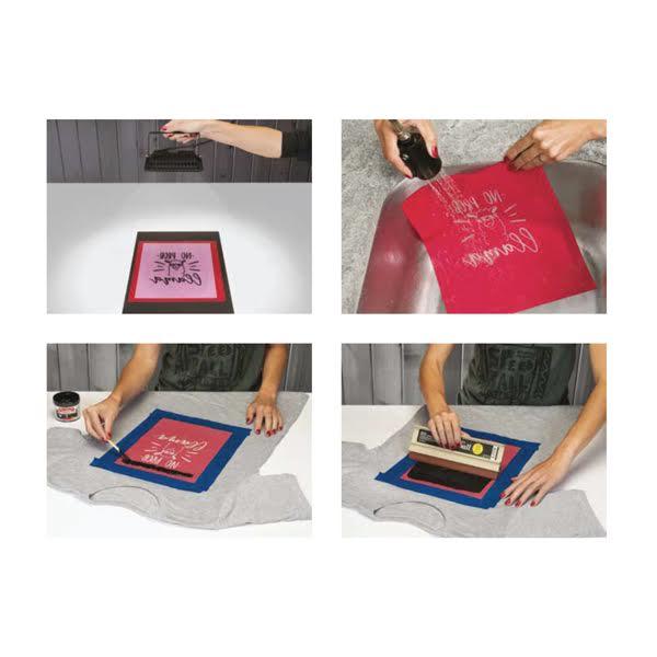 Speed Screens Kit Instructions- Speedball