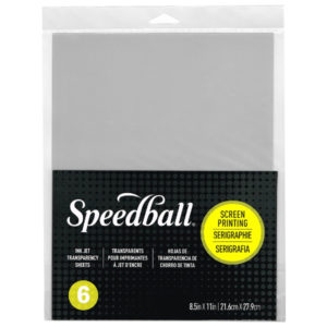 Speedball®-Transparencies