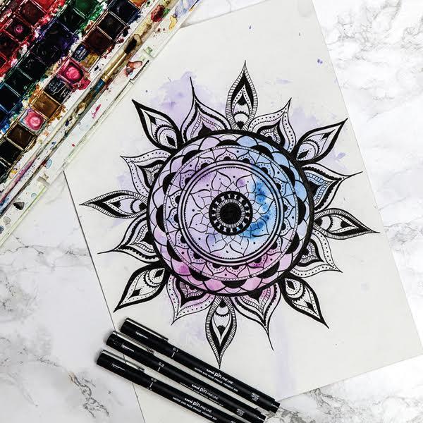 Uni-Pin Drawing Pens - Art - Uni Ball